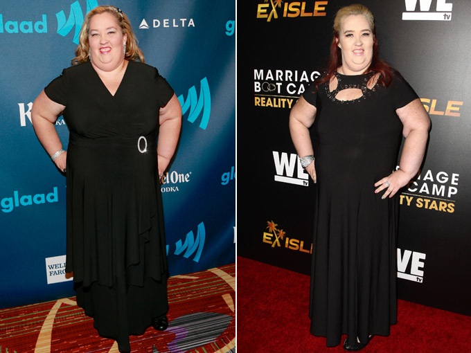 Mama June Before and After Photos