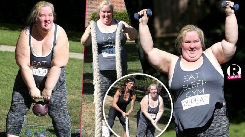 Mama June Weight Loss Journey